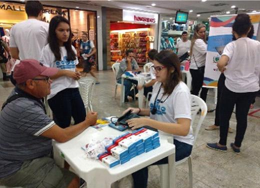 Dia Nacional de Prevenção e Combate à Hipertensão Arterial - 26/04/2018 - JOÃO PESSOA/PB